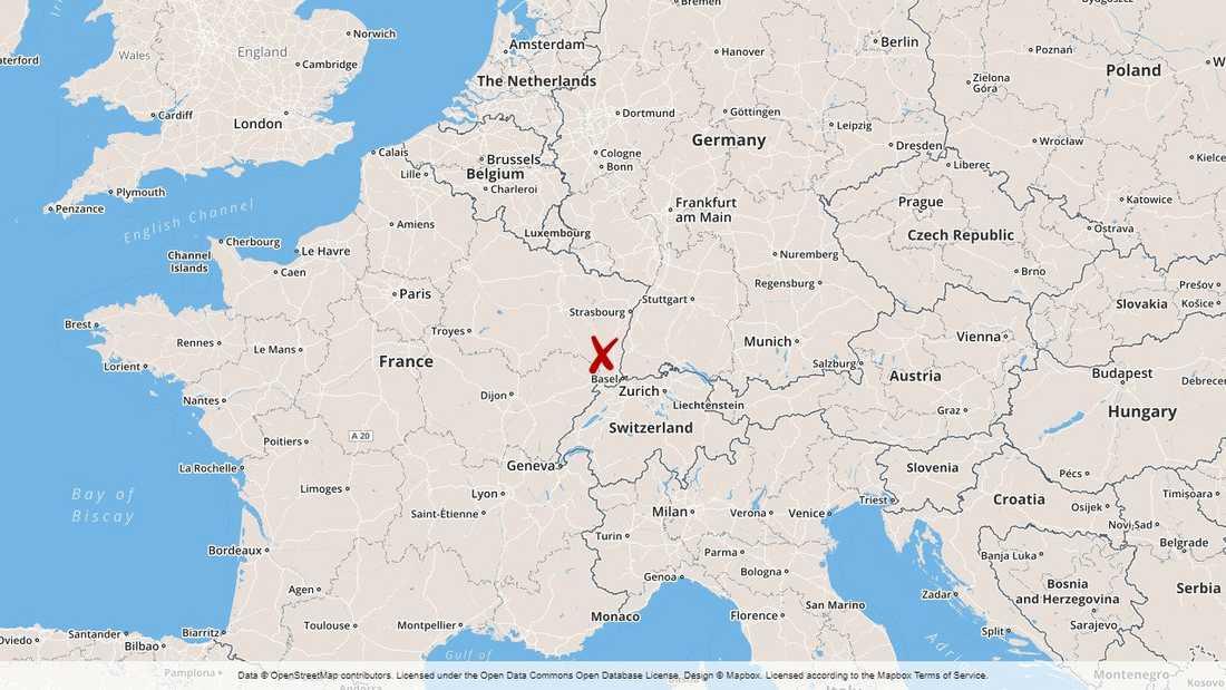Domstolen i franska Colmar dömde kvinnan till 20 års fängelse efter att ha funnit henne skyldig till att ha mördat fem av sina barn.