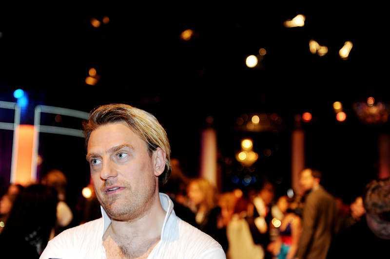 """""""JÄVLA SIFFROR"""" Pär-Ola Nyström är besviken och förbannad efter att ha åkt ut ur """"Let's dance"""". Tony Irving gav hästbonden en etta. """"Jag vet inte hur det här fungerar med 'Let's dance'. Om det var förbeställt att de skulle ha de här jävla siffrorna uppe"""", säger Pär-Ola. Foto"""