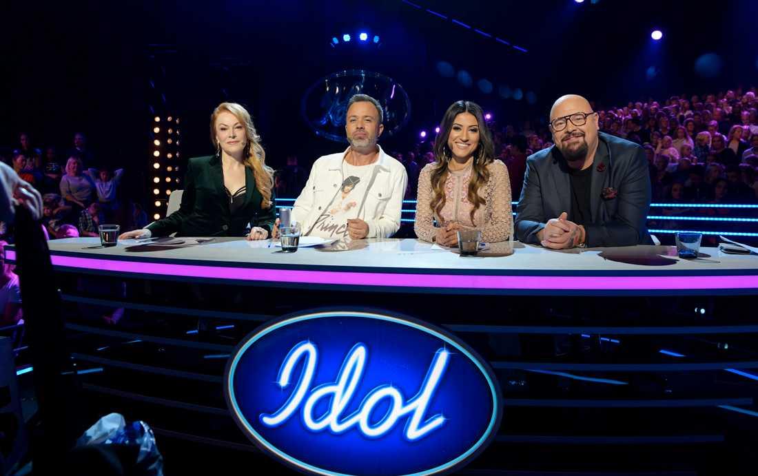 Idol-juryn.