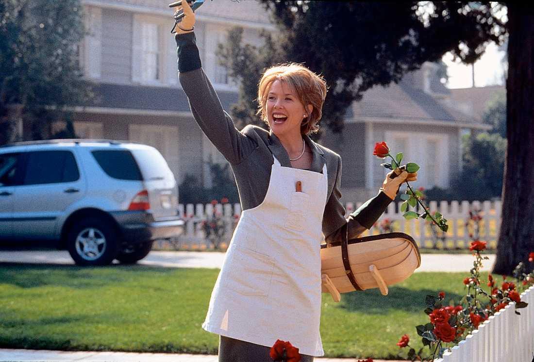 """Efterföljare. Filmen """"American beauty"""" från 1999."""