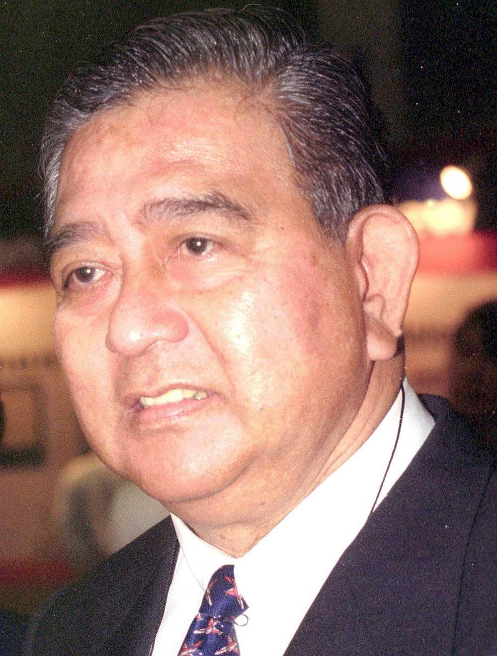 Thailändska säkerhetsexperten Smith Thammasaroj.
