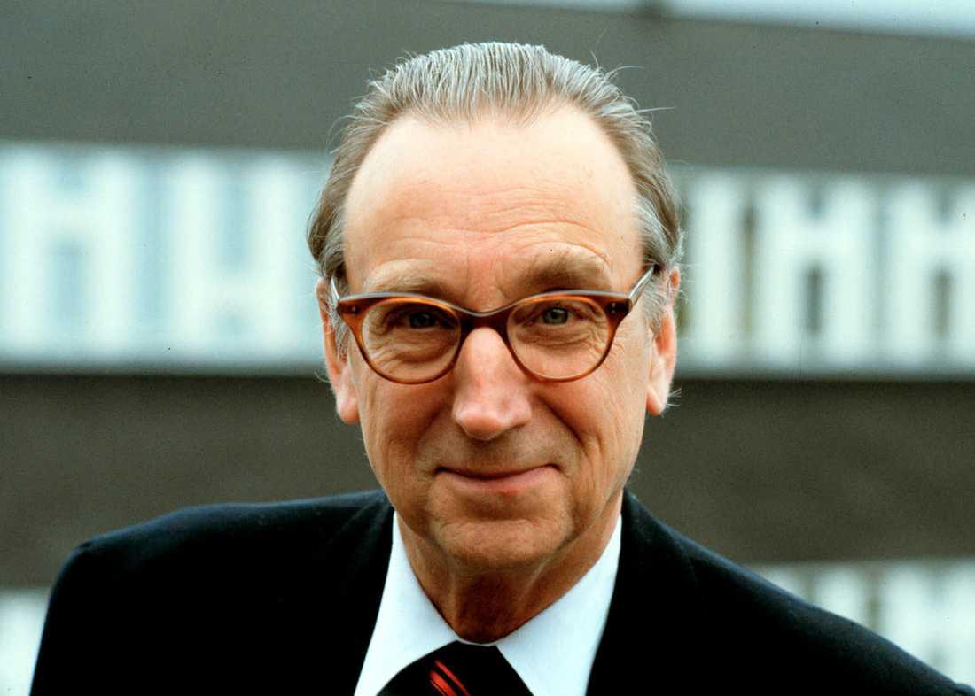 Knut Ståhlberg.