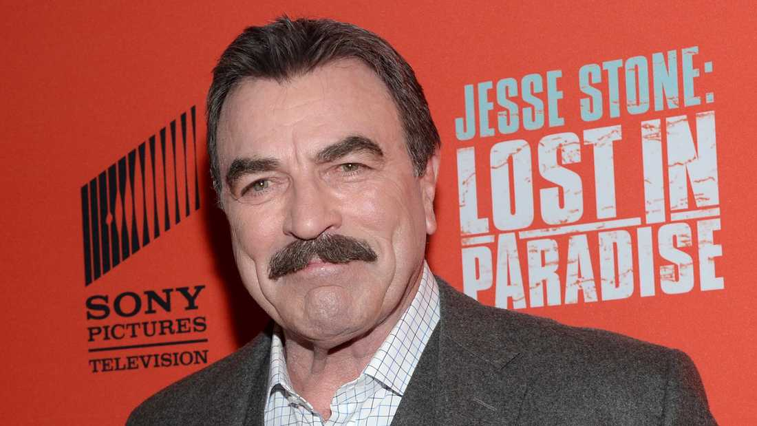 Tom Selleck i dag.