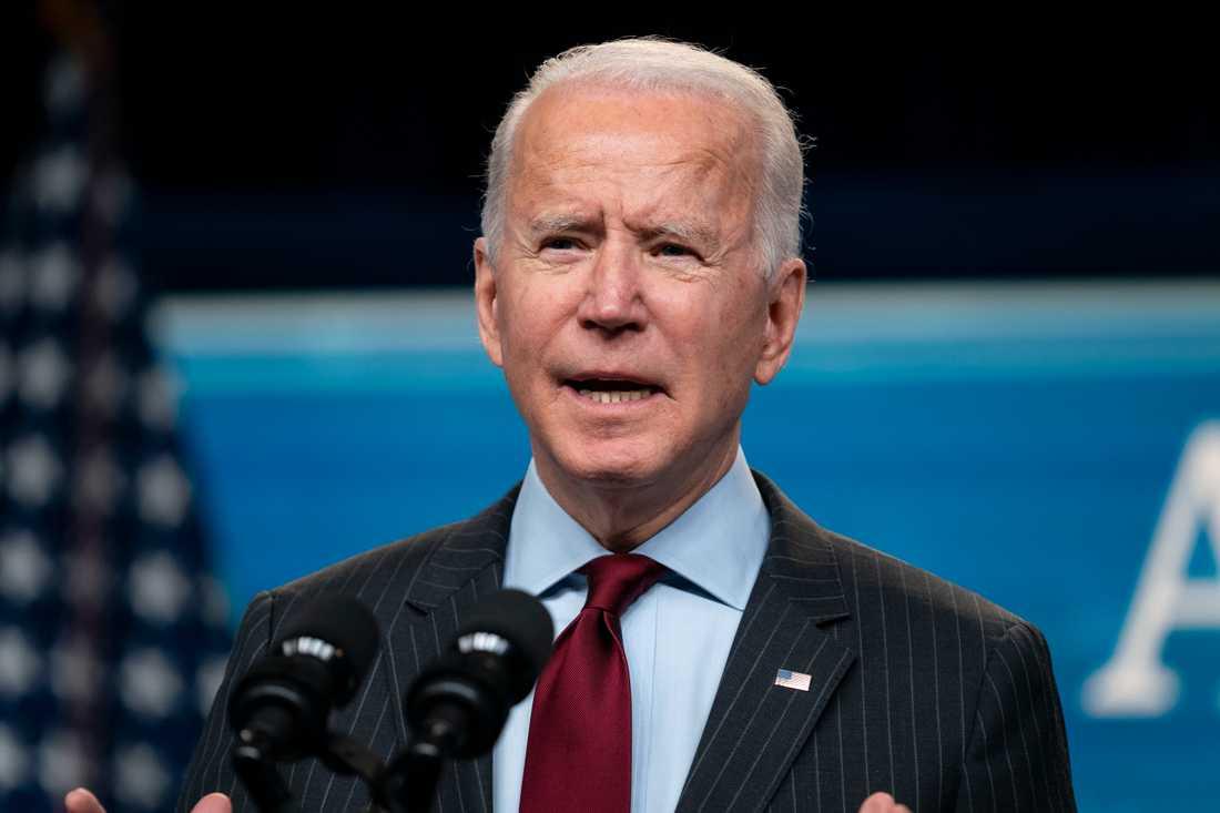 Boken beskriver turligheterna bakom Biden presidentvalsseger.