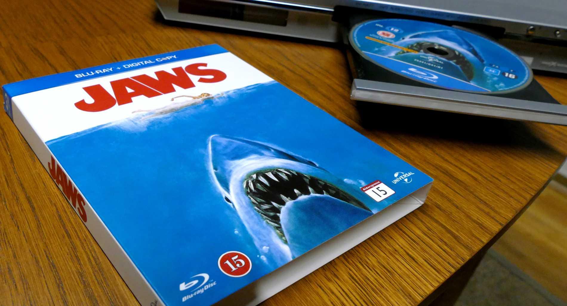 Netflix blev döden för dvd och blueray