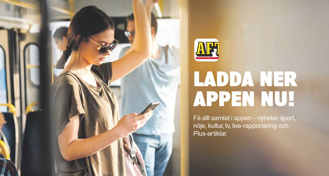 Sveriges största nyhetsapp: Aftonbladet