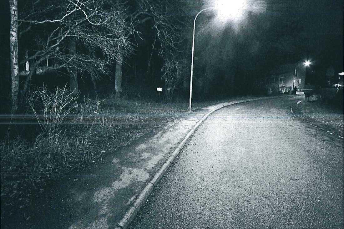 Åsa överfölls bakifrån då hon joggade i Bromma.