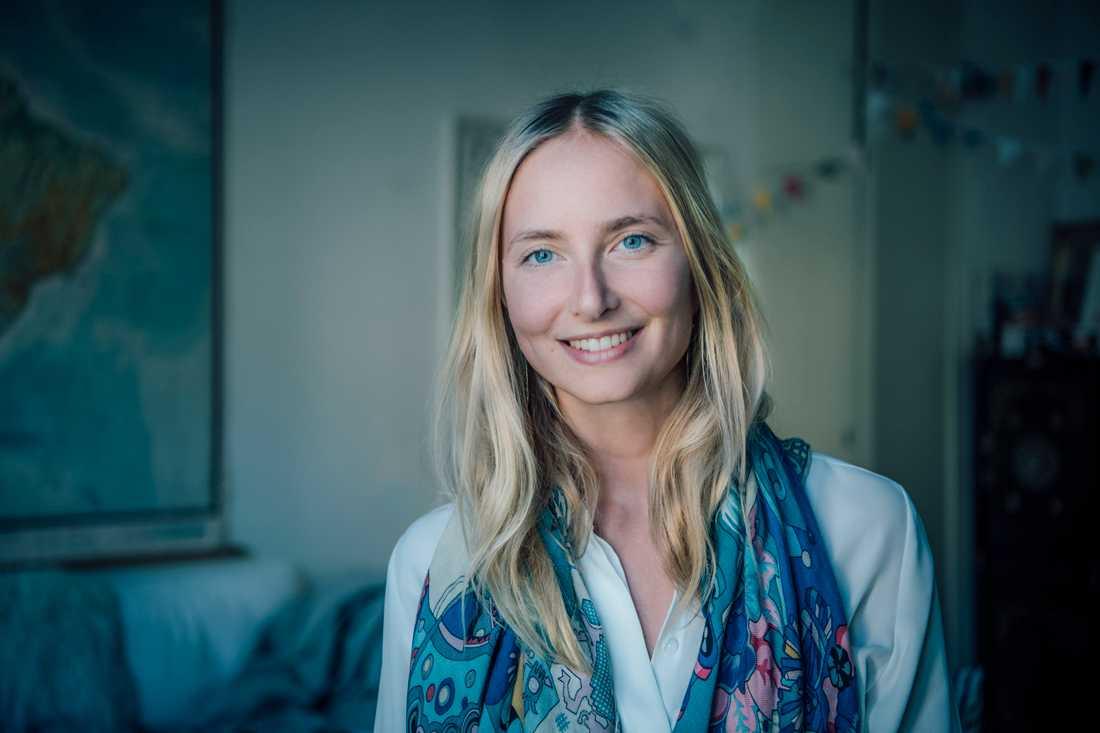 Katarina Blom är legitimerad psykolog och organisationskonsult.