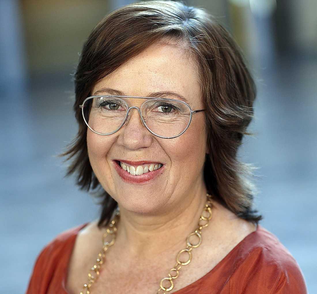 Madeleine Sjöstedt, kulturborgarråd (FP).