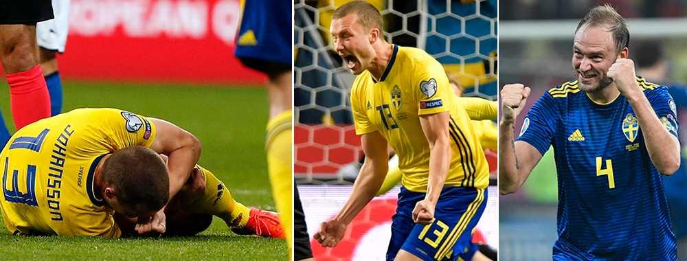 Jakob Johansson sköt oss till VM – nu drömmer han om EM.