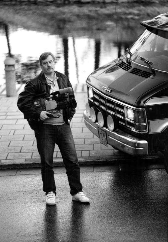Ulf Karlsson arbetade på Aftonbladet under 1980- och 1990-talet.