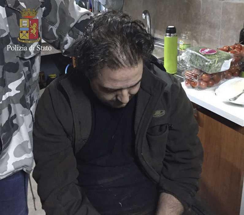 Giuseppe Crea, 37.