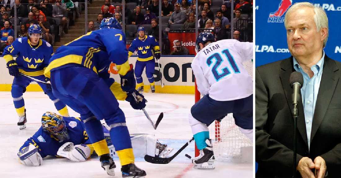 Tatars mål som skickade hem Tre Kronor.