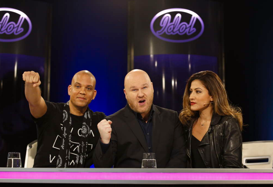 """Nya juryn för """"Idol"""" 2016"""