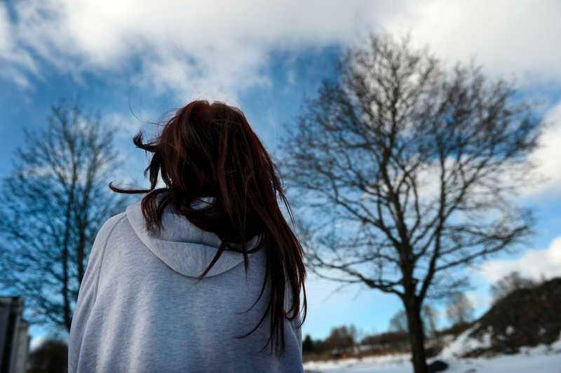 VILL PLUGGA JURIDIK. Maria polisanmälde gruppvåldtäkten – men det visade sig vara meningslöst. Hovrätten anser att det som hände henne var lagligt. Nu lider Maria av panikångest och går till psykolog. Hon har bestämt sig för att bli jurist.