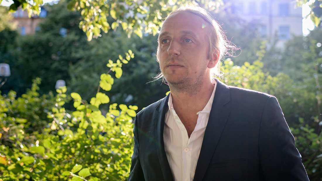 """Martin Schibbye känner inte igen sig i skildringen av Kality-fängelset i filmen """"438 dagar""""."""