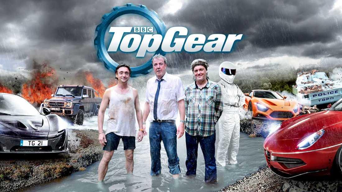 Sina största framgångar nådde Top gear med programledarna Richard Hammond, Jeremy Clarkson och James May.