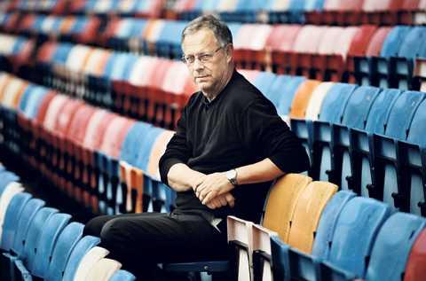Tillbaka på Råsunda Efter en kort period som förbundskapten i Nigeria vet Lars Lagerbäck inte hur framtiden ser ut.