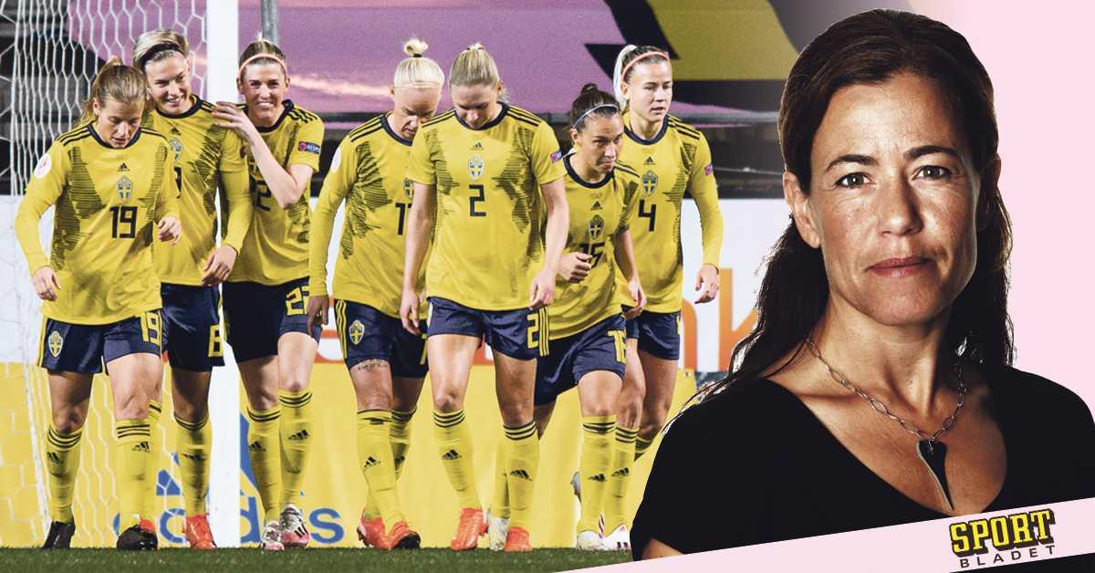 Thorén: Det här löser Sverige – heja, Island | Aftonbladet