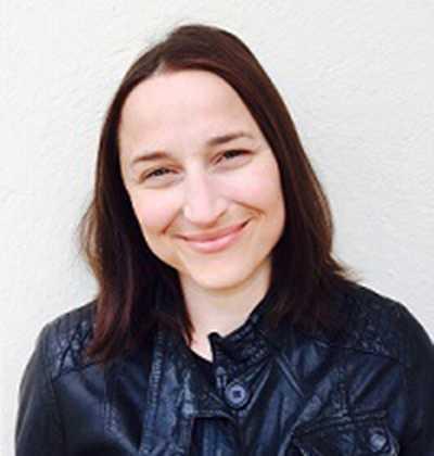 Caroline Palo, ordförande i Barncancerfonden  Stockholm Gotland.