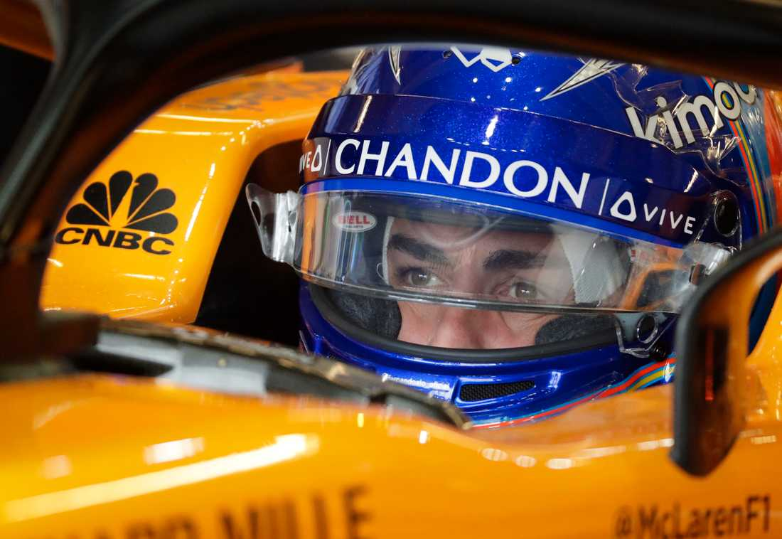 Fernando Alonso kan köra Rally Dakar 2020