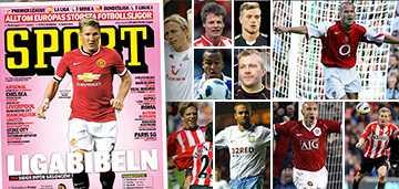 Ligabibeln – ute i butik den 5 augusti, tre dagar före Premier League-premiären.