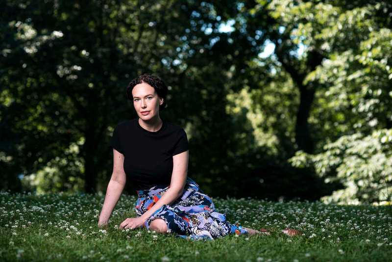 """Therese Bohman är nominerad för """"Aftonland"""""""