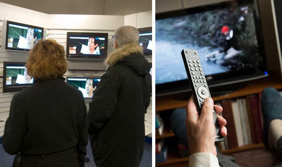 Tittarna sågar Comhem: Tvingas köpa ny tv