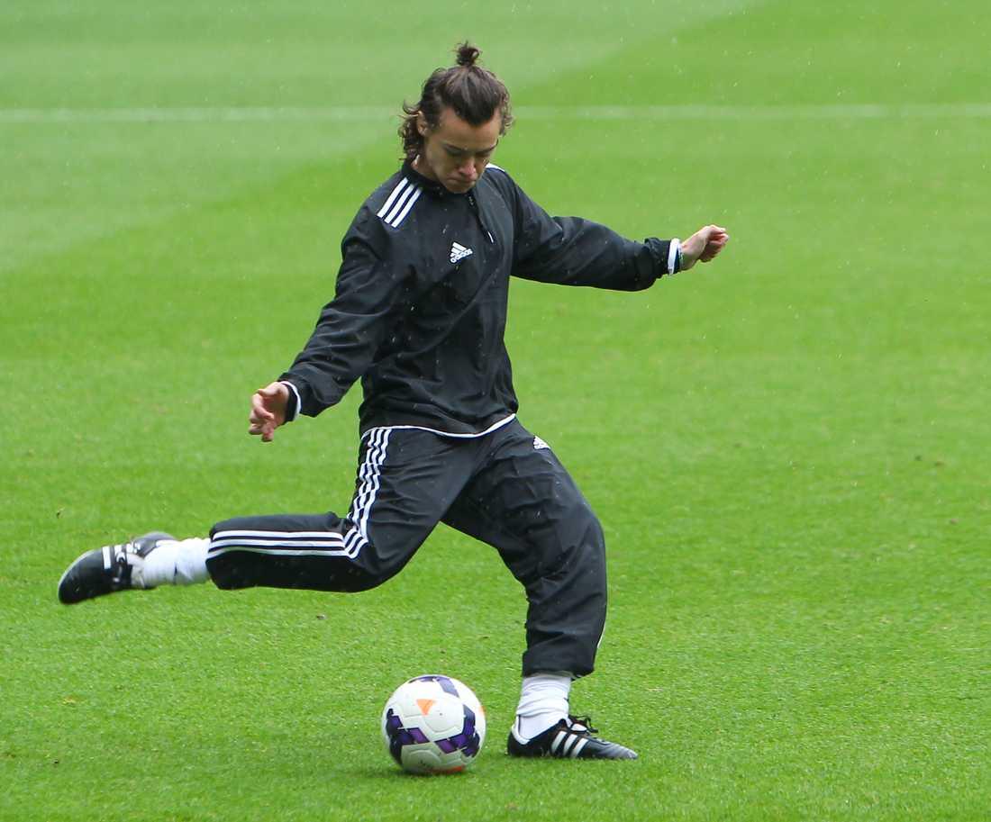 Idrottsmannen Harry ...Eller fotboll