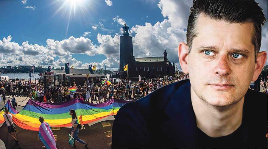 Pride är en helt nödvändig rörelse som handlar om varje enskild människas självklara rätt att vara den hen är, skriver Marcus Birro.