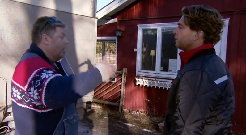 Kjell Jansson och Anders Öfvergård.
