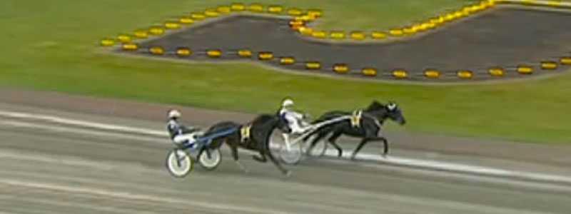 Denim boko vann på nytt svenskt rekord.