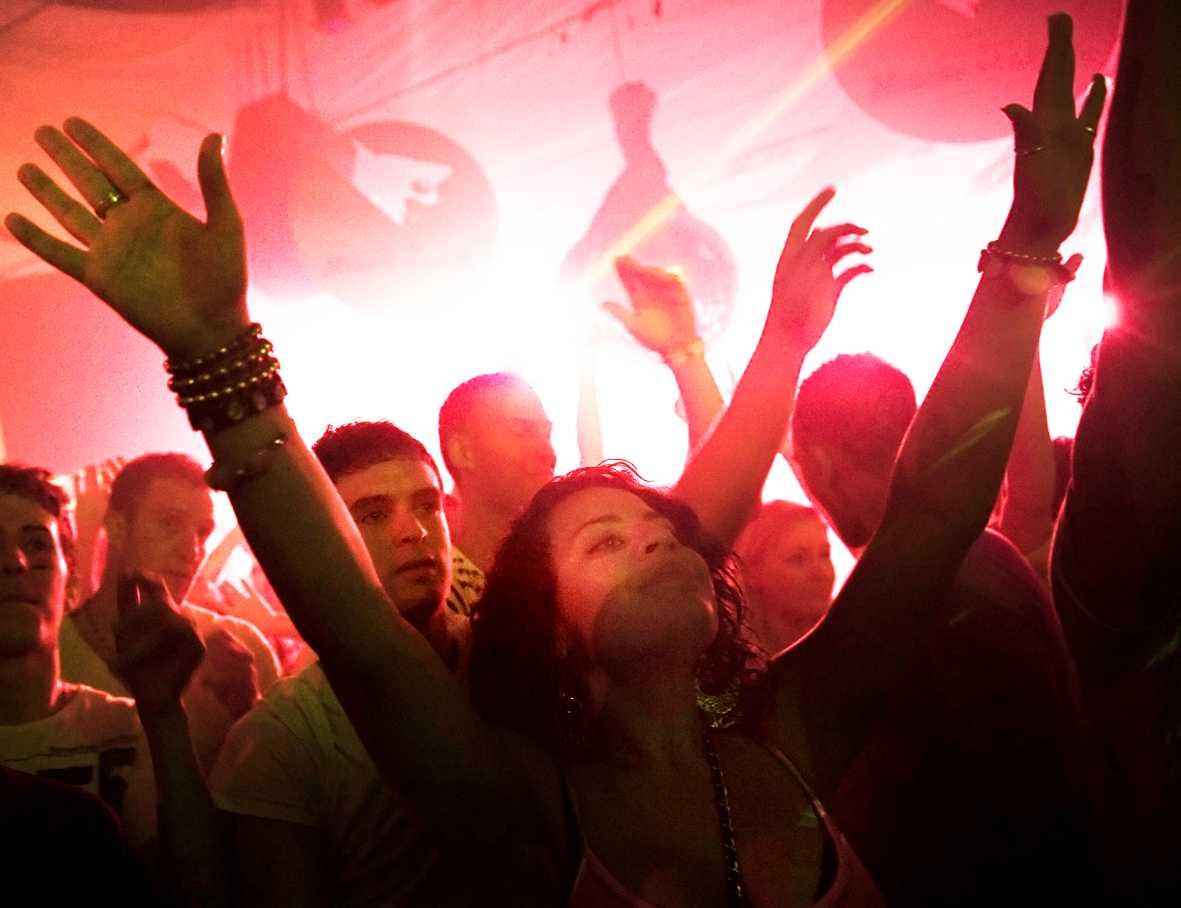 Festa in det nya året i Amsterdam?
