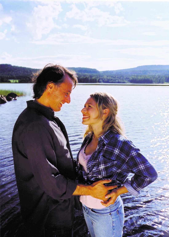 """Slog publikrekord Kay Pollaks film """"Så som i himmelen"""", med bland andra Michael Nyqvist och Frida Hallgren, var årets mest sedda film när den kom."""