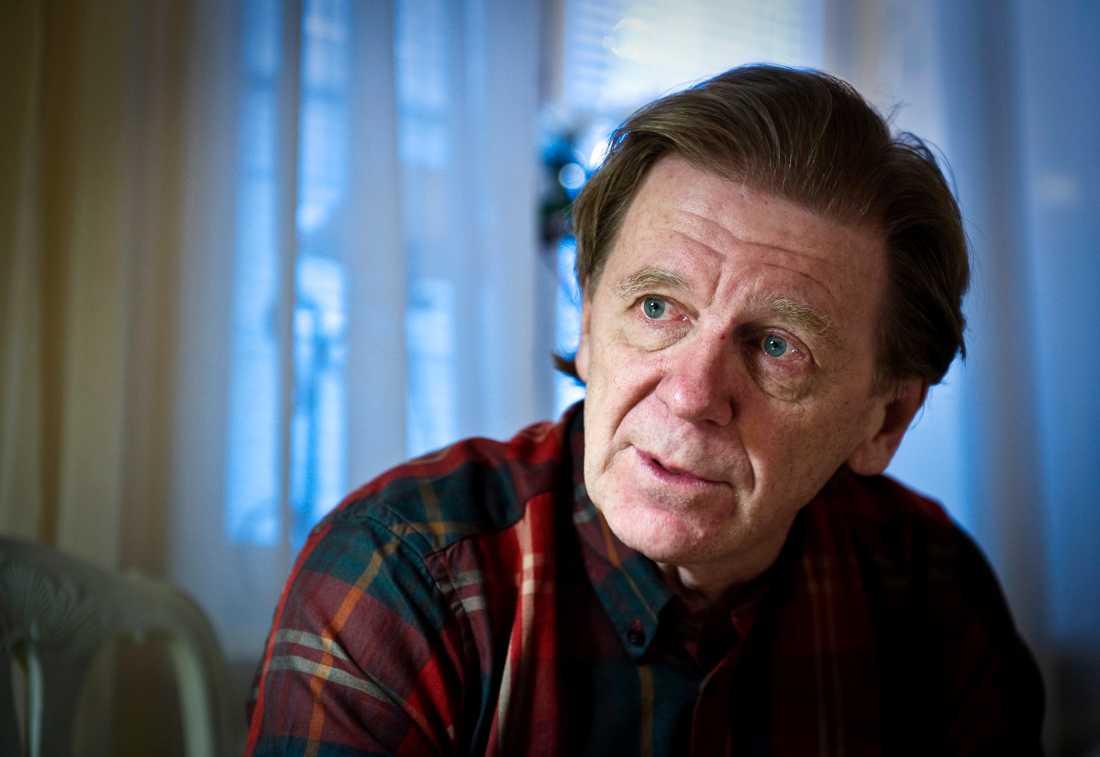 Claes Eriksson.