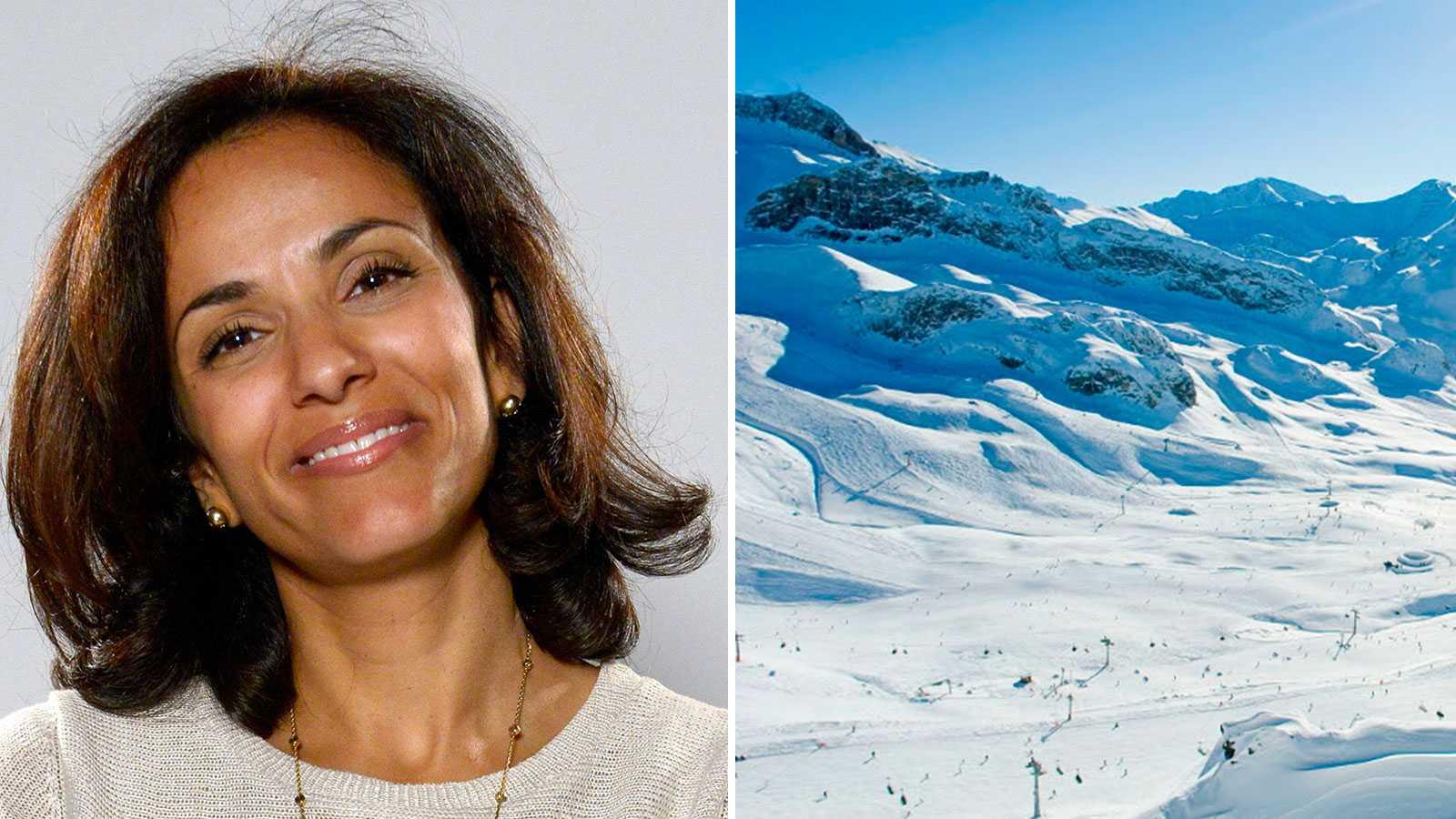 """Lets dance""""-profilens rädsla – skippar skidor på skidsemestern"""