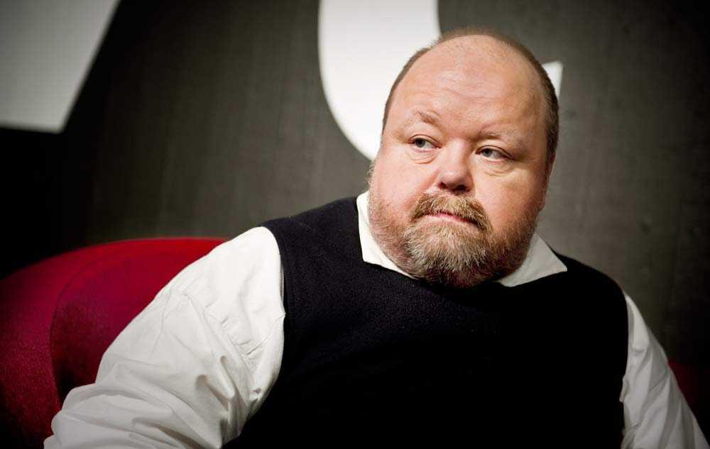 Kalle Moraeus har länge kämpat med sin övervikt.
