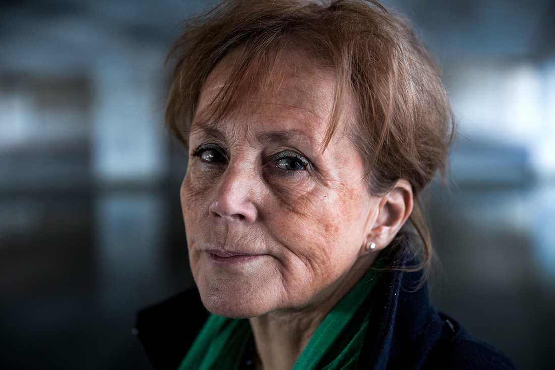Siv Othén, 68, mobbades på jobbet i Gävle kommun.