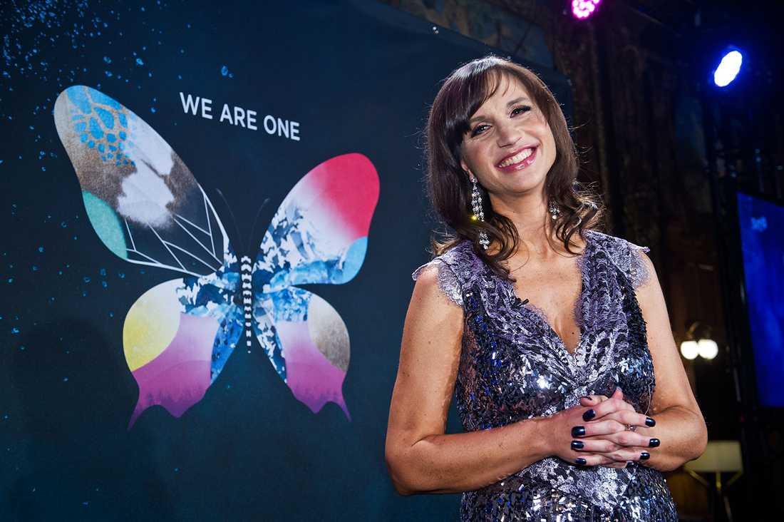 Petra Mede leder Eurovision Song Contest 2013