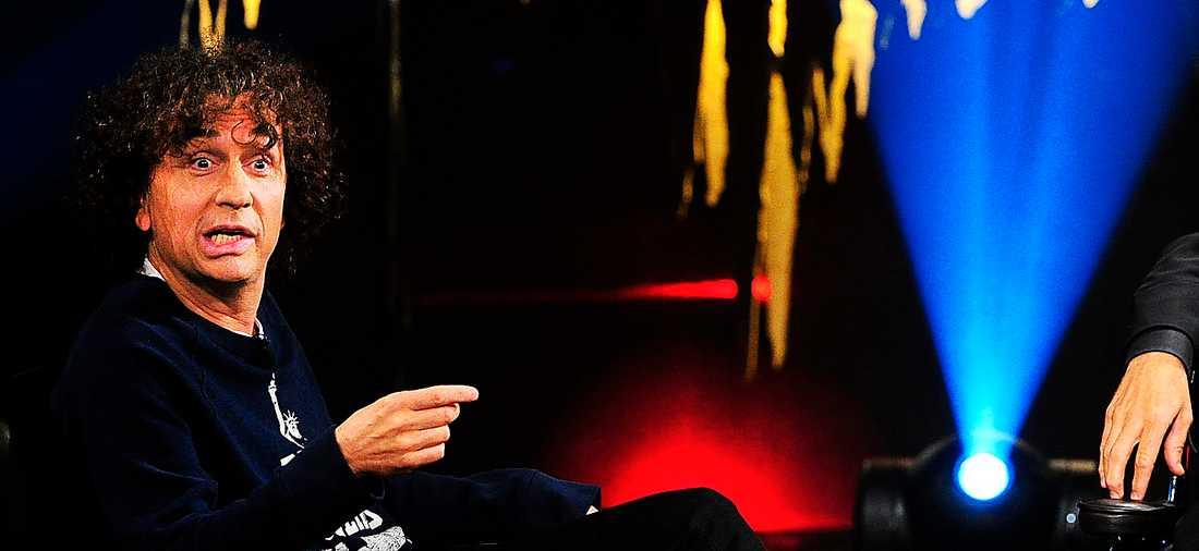 """""""Vilka umgås du med egentligen?"""" Magnus Uggla, oktober 2000, om att han planerar en skiva med Christer Sjögren."""
