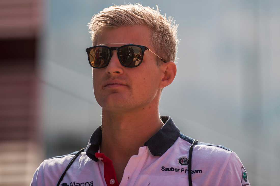 Ny motor för Marcus Ericsson till Ungern GP i F1 2018