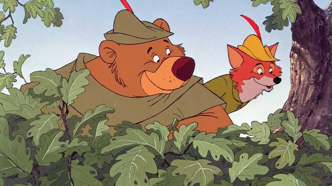 """""""Robin Hood"""" (1973)."""