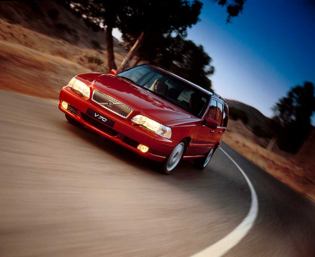 Volvo V70 årsmodell 1997