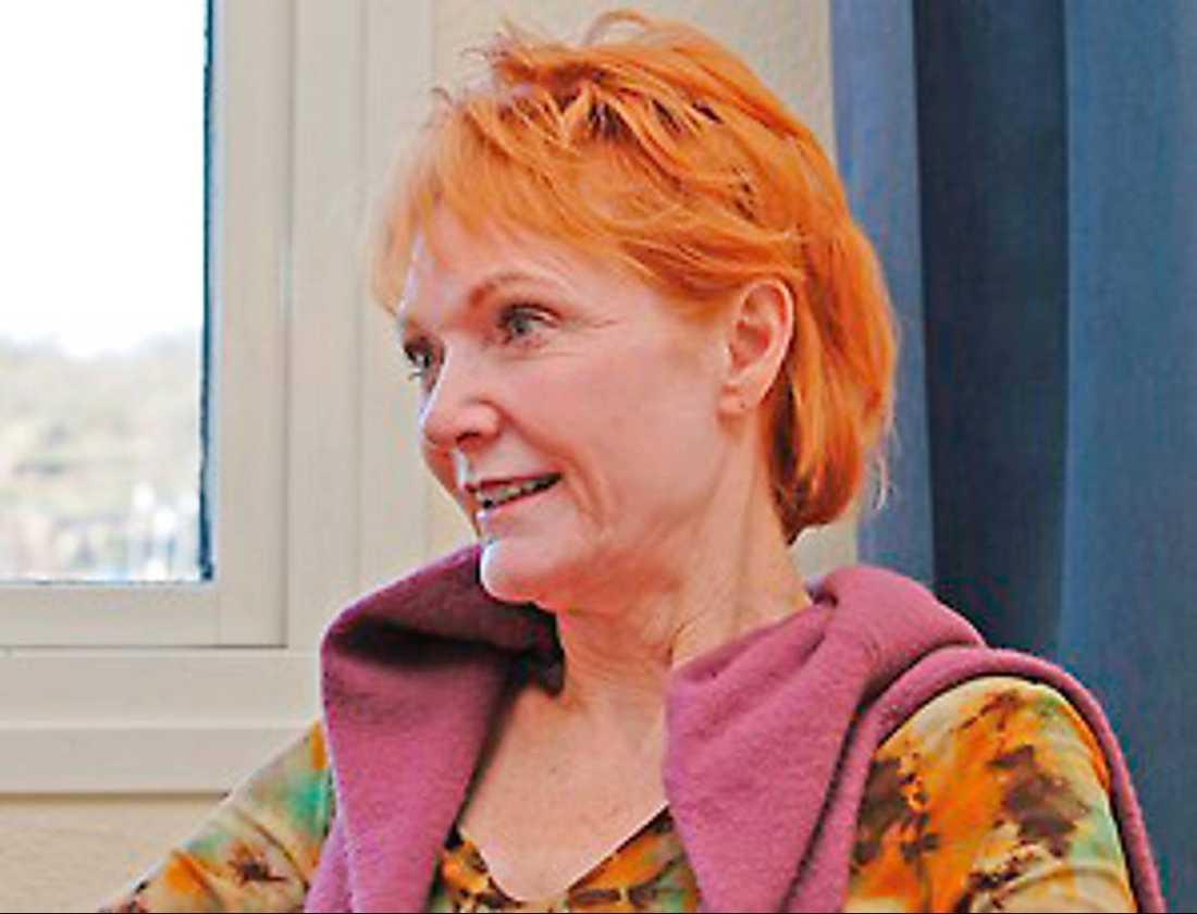 Patricia Love, professor, äktenskaps- och familjerådgivare. Foto