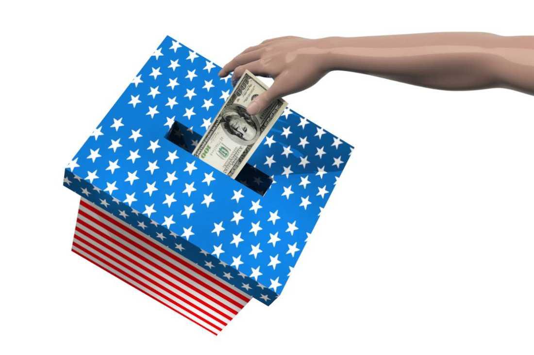Pengarna styr Republikanska delstater har stiftat lagar som kan omöjliggöra för fattiga att rösta i presidentvalet. Något som missgynnar demokraterna.