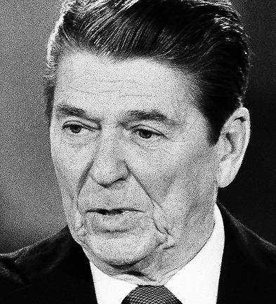 Ronald Reagan, guvernör.