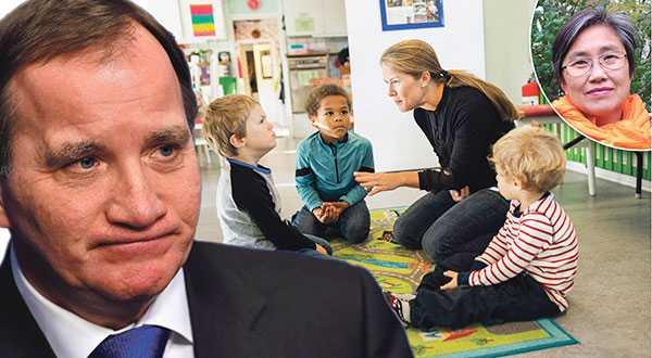 Vi bryr oss om barnen, statsministern. Detta är ingenting annat än förolämpningar. Det är osant, det är osakligt och kränkande påståenden, skriver Kim Lagerquist, verksamhetschef på Pysslingen förskolor.