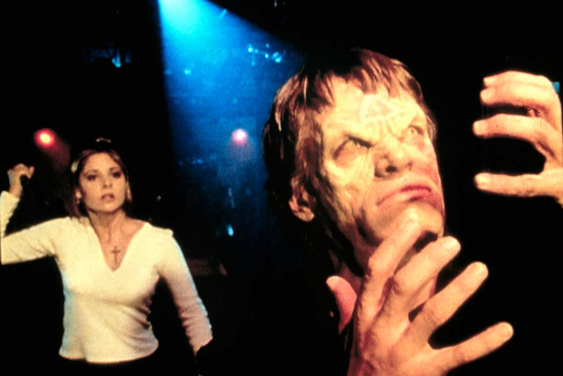 Buffy – och vampyrerna.
