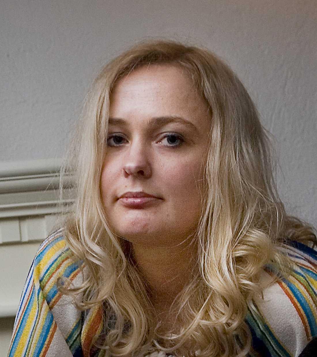 Johanna Ögren ger Kungen sina bästa råd.