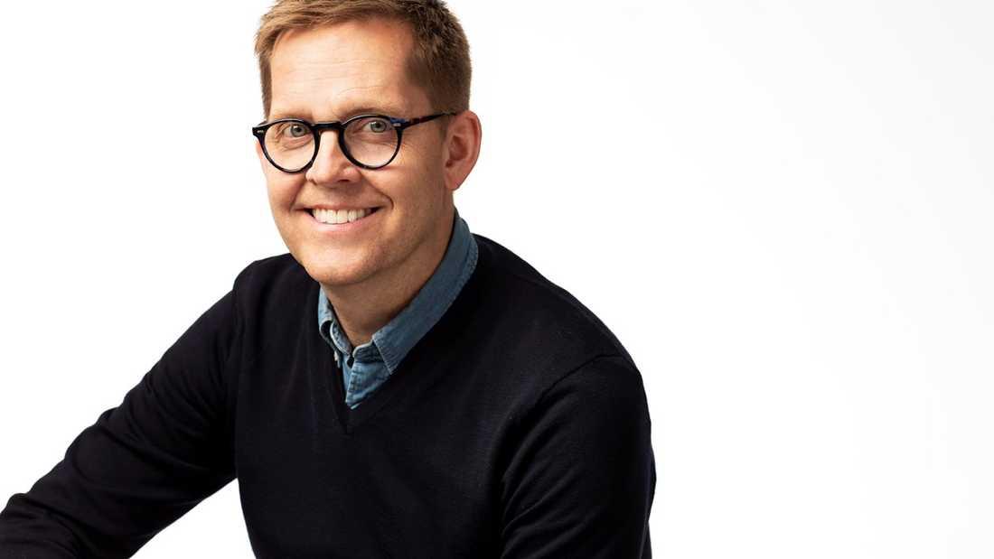 """P4:s Ola Gäverth använde ordet """"swishhora"""" för att beskriva journalister som finansierar sitt jobb via appen."""